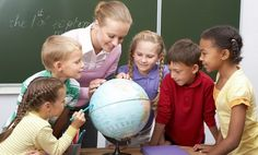 Certification course and job placement assistance prepares participants to teach English in countries around the world