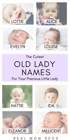Old Lady Names Die s esten Babynamen f r Ihre kostbare kleine Dame Namen Babyn. Old Lady Names Die s esten Babynamen f r Ihre kostbare kleine Dame Namen Babyn. Baby Girl Names List, List Of Girls Names, Girls Names Vintage, Cute Baby Names, Unusual Baby Names, Vintage Boys, Cute Babies, Middle Names For Girls, Awesome Girl Names