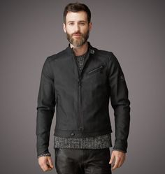 TUNSTALL JACKET on Belstaff