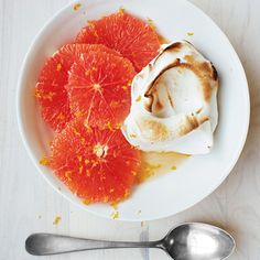Grapefruit Dessert -