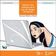 ¿Cómo usar Internet sin Riesgos? - Guía Didáctica | #eBook #Educación
