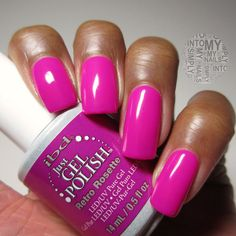Retro Rosette by IBD Just Gel Polish from the Floralmetric collection
