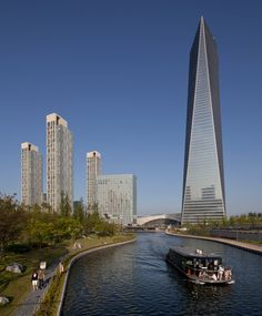 South Korea's Tallest Skyscraper Opens &ndash 3 Years After Completion - http://www.homedecority.com/decorating-ideas/south-koreas-tallest-skyscraper-opens-ndash-3-years-after-completion.html