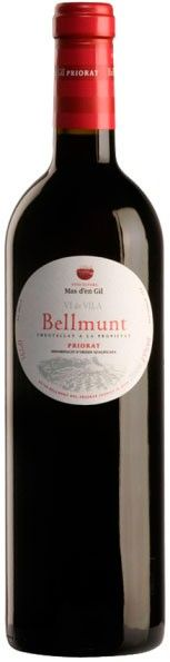 Bellmunt Tinto Mas D' En Gil Cabernet Sauvignon, Carne, Red Wine, Alcoholic Drinks, Bottle, Glass, Breakfast Nook, Wine, Wine Cellars