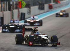 F1 - Kimi Raikkonen Menang Di Abu Dhabi