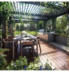 60 photos comment bien am nager sa terrasse deco petit for Amenager sa cuisine exterieure