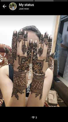 Khafif Mehndi Design, Rose Mehndi Designs, Latest Bridal Mehndi Designs, Henna Art Designs, Mehndi Designs 2018, Stylish Mehndi Designs, Mehndi Designs For Girls, Mehndi Design Photos, New Bridal Mehndi Designs