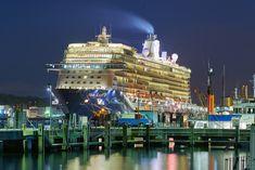 Mein Schiff 4, Kiel, Northern Germany