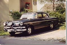Dodge Kingsway 1955 - made in switzerland