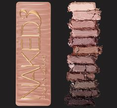 Urban Decay Naked 3 Palette Offical Information and Photos - The Sunday Girl