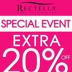 You can save an EXTRA OFF selected bedding and curtain lines from the to February 2015 at Rectella! Check out these fantastic ranges available now with OFF for a limited period!