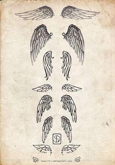 cute wing ideas