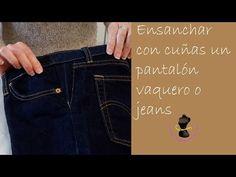 Para ampliar o ensanchar la cintura de un pantalón que no cierra, existen técnicas que, hechas con un poco de paciencia, pues requiere descoser, se logran muy buenos resultados. Siempre es recomend…