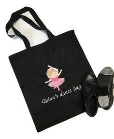 Personalized dance Bags Dance Bag Ballet Bag Dance Tote