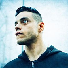 Control is suffocating. The harder we fight it, the more it constricts. #MrRobot