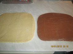 Prajituri de casa: Cozonac in doua culori