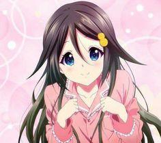 Anime Kawaii Girl   #anime #animegirl #animekawaii #animecute #ezmkurd #art #girl #انمي_بنات #انمي_كيوت #كيوت