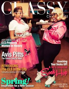 Classy Living Society welcomes Spring! In our 12th Edition, you will be inspired and renewed by a new season! Classy Chronicles May/June Issue 12 https://issuu.com/clas…/…/classychroniclesmayjune2016issue12