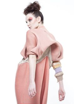 Han Tao Sun, BA (Hons) Fashion: Design With Knitwear 2011 CSM
