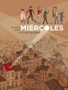 La selección de La Línea Clara: Novedades de Sins Entido @Sins_Entido: Miércoles, de Juan Berrio.