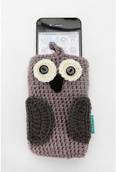 Knit Animal iPhone Case
