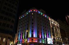 Koledo Flexline RGB @ Teatro de la Luz Philips at Madrid.
