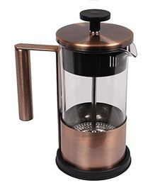 Single Serving Copper French Press Coffee Brewer ** Hurry! Check out this great item : French Presses