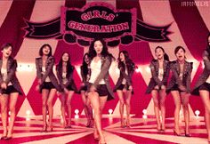 Girls' Generation - Genie Japanese MV GIFs | Beautiful Korean Artists