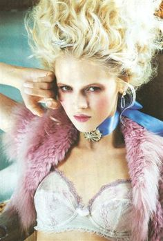 Anna Ilnytska for Vanity Fair Italy