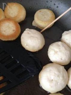 ふかふか豆腐ドーナツ☆卵牛乳なし、フライパンで by Legelo   レシピサイト「Nadia   ナディア」プロの料理を無料で検索