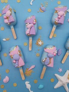 Mermaid Cakes, Chloe, Sugar, Treats, Cookies, Desserts, Food, Sweet Like Candy, Crack Crackers