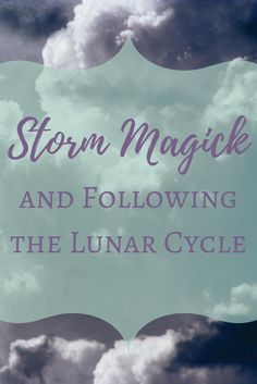 Harness the power of storms to make your spells even stronger - even if you can't see the moon because of them! Witch Spell, Sea Witch, Baby Witch, Storm Photography, Scenic Photography, Landscape Photography, Storm Tattoo, Magick Spells, Coven