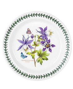 Portmeirion Dinnerware, Exotic Botanic Garden Dinner Plate - Casual Dinnerware - Dining & Entertaining - Macy's