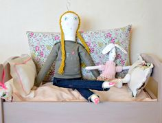 rag doll. nyc  by minina loves