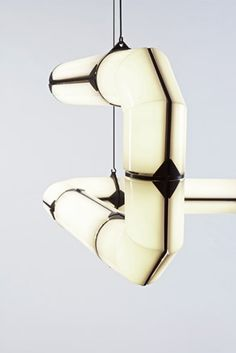 'Endless Modular Lamp' by Roll & Hill