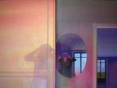 Leonardo Cremonini (Italian, La sortie [The Departure], Oil on canvas, x 85 in. Art Antique, Leonardo, Drawing People, Figurative Art, Traditional Art, Love Art, Art Boards, Find Art, Art Inspo