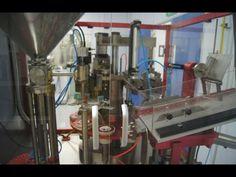 fully automatic soft tube filling sealing machine inner heating plastic tube filler&sealer equipment