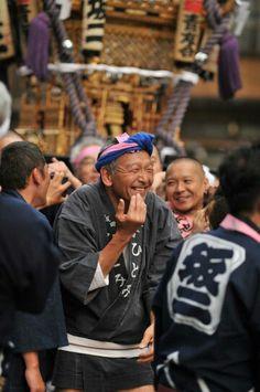 Fiestas en Japón