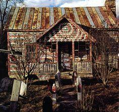 boho shanti shack