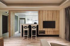 梧桐木鋼刷 凸顯空間樸質個性 > 空間個案 > 空間改造 > DECO+家 – 華人首選 室內設計平台