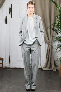 Christophe Lemaire | Spring 2014 Ready-to-Wear Collection | Style.com
