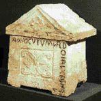 Funerary urn.