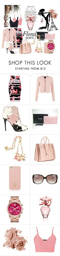 Pinky Coco by iris234 on Polyvore featuring Topshop, maurices, Thalia Sodi, Alexander McQueen, Chanel, Yves Saint Laurent, Gucci, Tory Burch, Bobbi Brown Cosmetics and BCBGMAXAZRIA