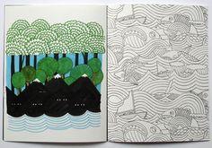 Geoff McFetridge 'Recent Work' Book - mashKULTURE