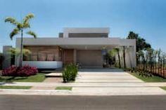 moderne Häuser von Camila Castilho - Arquitetura e Interiores