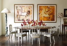 Read more about Rooms We Love: Artful Interiors on @1stdibs | http://www.1stdibs.com/introspective-magazine/rooms-we-love-artful-interiors/