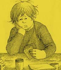 Alexander and the Terrible, Horrible, No Good, Very Bad Day...Love this book and unfortunately I had this kind of day.