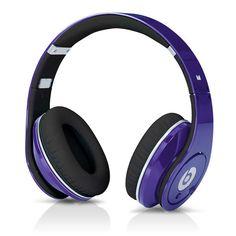 beats by dr.dre ヘッドホン Beats Studio Purple