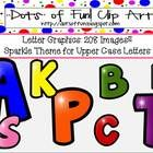 UPDATED!! This set has been updated!! It now has 208 images!!! WOW!! Each letter of the alphabet is in 8 different colors (red, orange, yellow, green, blue, ...