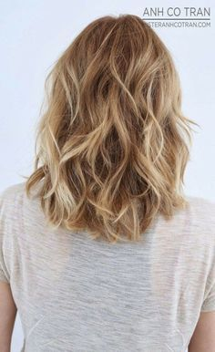 Fabulous Hair Tips and Tricks on Pinterest | Medium Length Hairstyles, Holiday Hairstyles and Wavy Hairstyles